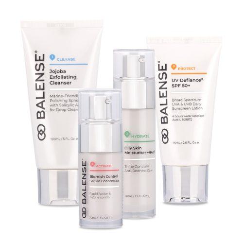 Acne Oily Treatment
