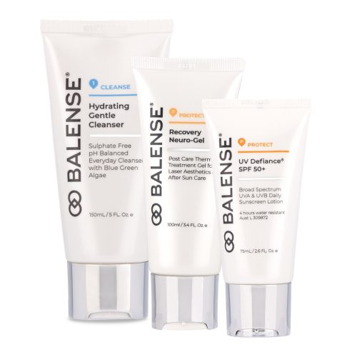Laser Aftercare Treatment Pack